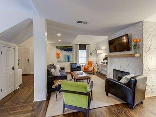 High Luxury Vacation Rental in Midtown - Sleeps 9 w/ 3 full bathrooms! GORGEOUS!