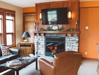 Beautiful Getaway Mont Tremblant 2 bedrooms 2 bath