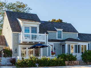 Ocean Views At Maushop Village Across From Private Beach
