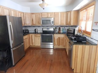 Wonderful, Bright, Updated  3 BR Townhome in Village, Sleeps 8 Very Comfortably!