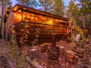The Red Fox Chalet (Day trip to Sedona and Grand Canyon)