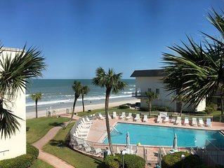 Fabulous Ormond/Daytona Florida Vacation Condo - Gorgeous Ocean Views, Direct Oc