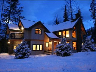 Kicking Horse Cabin Retreat