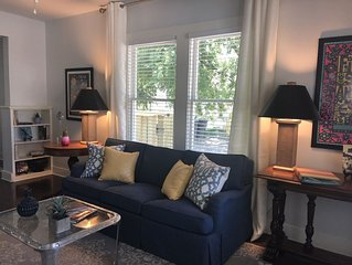 3/2 Bungalow/Walk to St. Mary's Strip, 1.3 miles to The Pearl, Zoo, DoSeum
