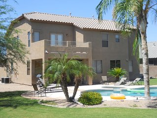 Enjoy the comfort of our beautiful home, in Phoenix Arizona