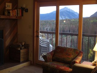 majestic mountain views  and four season grandeur