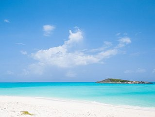 Intimate Luxury & Best Beach In Caribbean At Blue Point Cottage Beach Hous