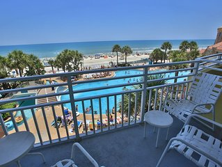 Gorgeous  3 Bedroom Ocean Front - 4th floor - Wyndham Ocean Walk Resort