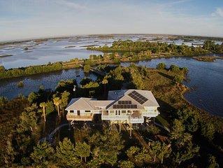 Private Island In Cedar Key FL