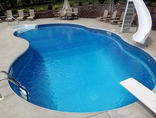 Perfect Finger Lakes Trip, Private Pool and Lakefront with many Wineries nearby