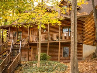 Nestled In The Woods Overlooking The Pearl Of The Finger Lakes!