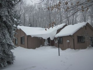 Well Located Ski/Golf Resort Home on mountain top in Hidden Valley, PA