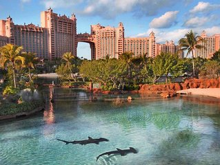 6-8 Wristbands Included to Atlantis! ONLY 7 NIGHT STAYS STARTING FRI, SAT or SUN