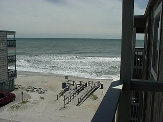 Exceptional Ocean View 3BR 2 1/2 Bath Condo with pool