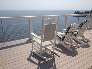 Be Our Guest...Oceanfront Home on Bailey Island.