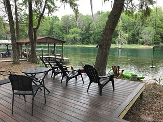 Find Your Calm - Palm Waters Riverhouse Retreat