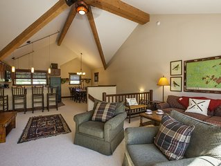 New Townhome, Wilmington - Closest Vacation Rental to Whiteface Mountain