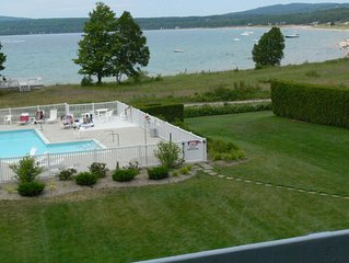 Beautiful Lake Michigan Condo on Little Traverse Bay Petoskey