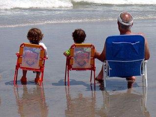 $200 Discount Off Season 1 Blk to Beach WiFi Shore to Please