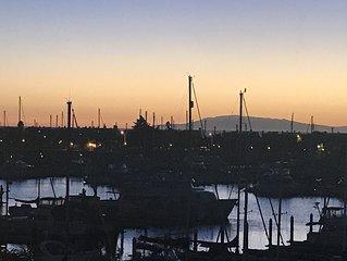 Relaxing, luxurious condo overlooking Channel Islands Harbor
