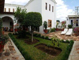 Elegant Home in Centro Historico Oaxaca