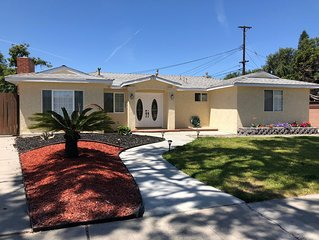 Nice and comfort 3/2 house in Disneyland area