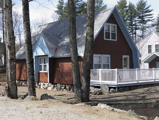 Spacious, charming cottage near both Long & Short Beaches