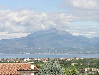 Beautiful views of Lake Garda