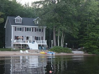 'THE PERFECT LAKE HOUSE'