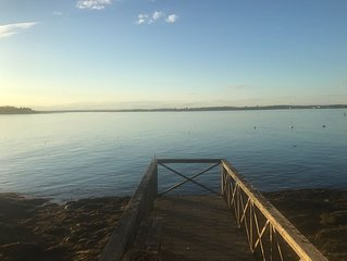Rudman's Retreat, A beautiful private rental on Bailey Island