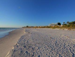 Boca Grande condo just steps to beautiful gulf beach