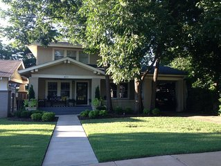 5 Star Historic Home In Heart Of Uptown/Mesta Park/Heritage Hills