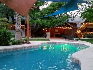 The Gruene River Guest House - On The Guadalupe River
