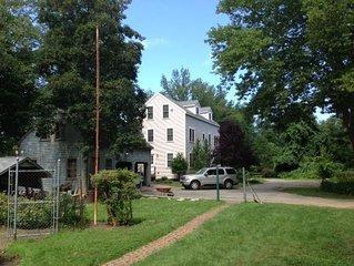 Cohasset Farmhouse on 10+ acres
