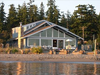 Blue Heron Beach House on Beautiful Whidbey Island -Mutiny Bay