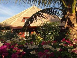 Prestigious Beach Villa, Residence La Mangrove, Saly