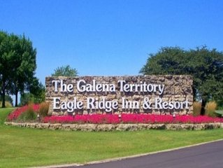 Galena Territory  home with beautiful open landscape,  full resort amenities****