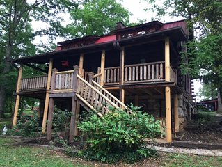 Big Pond'erosa Cabin