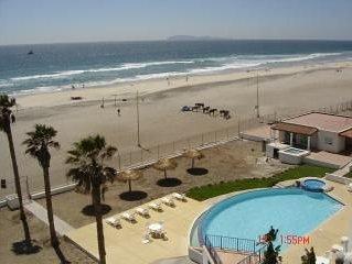 Beach n Sand Front Condo