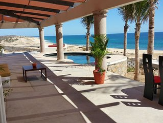 New Ocean Front Retreat on the Sea of Cortez