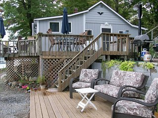 Cottage on west side of Cayuga Lake for summer rental