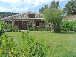 DREAM LOCATION in SARDINIA: stunning private hunting lodge minutes from beach