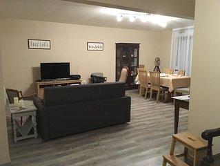 Spacieux appartement Bray-Dunes village