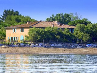 Much loved seaside rental home for 8/12 in stunning unspoilt Tuscany.