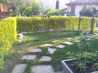 appartamento con giardino EVA