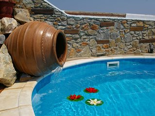 'Villa Erifili' Luxurious villa with spectacular view in Skiathos Island