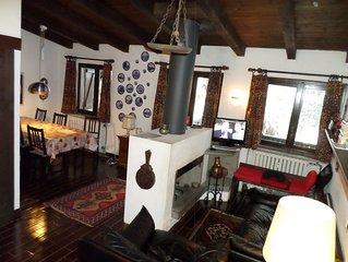 Valtournenche - Cervinia - Breuil AO appartamento per famiglie 150 mt dal centro