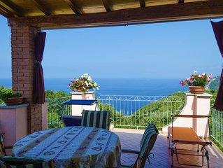 Bella casa indipendente  in Toscana, Isola d'Elba, fra cielo, boschi e mare