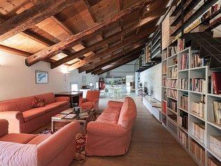 Magnifico appartamento nella Foresteria di Villa Valmarana affrescata da Tiepolo