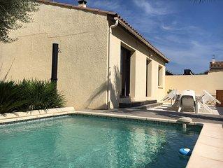 Maison avec jardin et piscine proche CAP D'AGDE